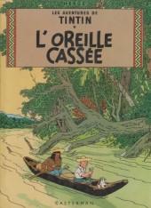 Tintin (Historique) -6b37- L'Oreille Cassée