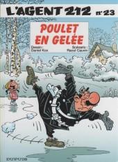 L'agent 212 -23a2007- Poulet en gelée