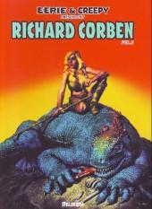 Eerie et Creepy présentent Richard Corben -2- Volume 2