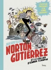 Norton Gutiérrez -1- Norton Gutiérrez et le collier d'Emma Tzampak