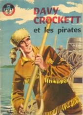 Votre série Mickey (2e série) - Albums Filmés ODEJ -10- Davy Crockett et les pirates