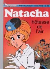 Natacha -1TL- Hôtesse de l'air