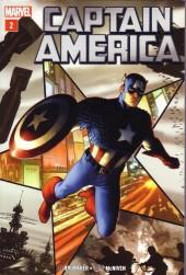 Marvel (Moustique) -2- Captain America : Rêveurs américains