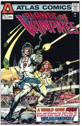 Planet of vampires (1975) -1- The Long Road Home