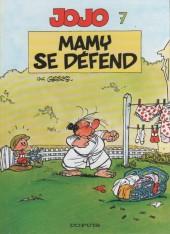 Jojo (Geerts) -7b- Mamy se défend
