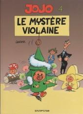Jojo (Geerts) -4b08- Le Mystère Violaine