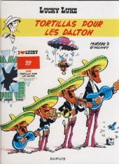 Lucky Luke -31d09- Tortillas pour les Dalton