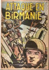 Buck Danny -6a1953- Attaque en Birmanie