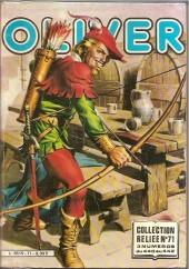 Oliver -Rec71- Collection reliée N°71 (du n°440 au n°442)
