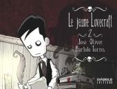 Le jeune Lovecraft -2- Tome 2