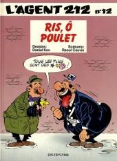 L'agent 212 -12a1993- Ris, Ô poulet