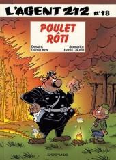 L'agent 212 -18a1997- Poulet rôti