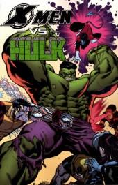 X-Men (TPB) -INT- X-Men vs. Hulk
