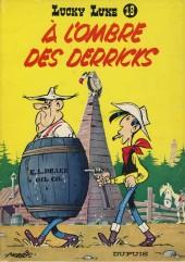 Lucky Luke -18b77- À l'ombre des derricks