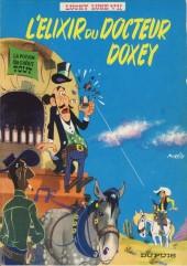 Lucky Luke -7b78- L'élixir du docteur Doxey