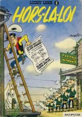 Lucky Luke -6d1973- Hors-la-loi