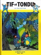 Tif et Tondu - La collection (Hachette)  -14- La Matière verte
