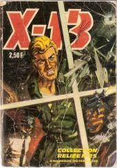 X-13 agent secret -Rec25- Collection reliée N°25 (du n°193 au n°200)