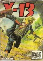 X-13 agent secret -Rec62- Collection reliée N°62 (du n°380 au n°383)