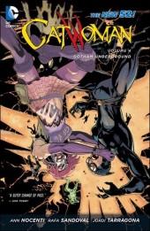 Catwoman (2011) -INT04- Gotham underground
