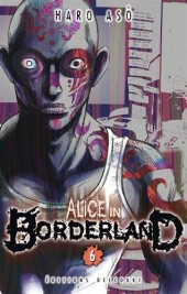 Alice in borderland -6- Tome 6