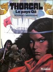 Thorgal -10a1986- La pays Qâ