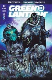 Green Lantern Saga -25- Forever Evil : les Menaces cosmiques !