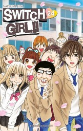 Switch Girl !! -24- Tome 24