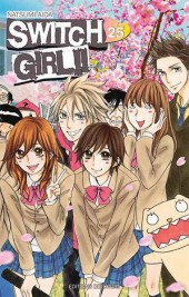 Switch Girl !! -25- Tome 25