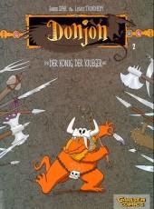 Donjon Zenit -2- Der könig der krieger
