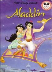 Mickey club du livre -6- Aladdin