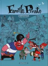 Famille pirate -2- L'imposteur
