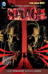 DC Universe Presents (2011) -INT02- Vandal Savage