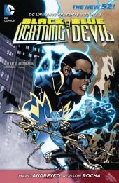 DC Universe Presents (2011) -INT03- Black Lightning & Blue Devil
