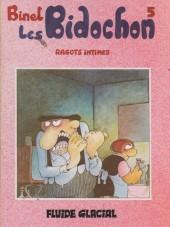 Les bidochon -5a1985- Ragots intimes