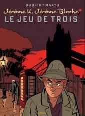 Jérôme K. Jérôme Bloche -5d2012- Le jeu de trois