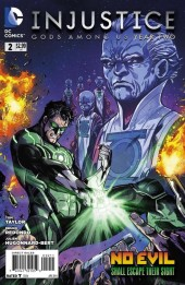Injustice: Gods Among Us: Year Two (2014) -2- Fear