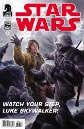 Star Wars (2013) -17- Watch Your Step, Luke Skywalker !