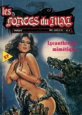 Les forces du Mal (Novel Press) -4- Lycanthropie mimétique