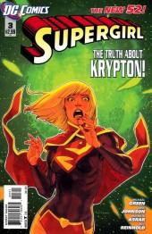 Supergirl (2011) -3- Memento