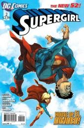Supergirl (2011) -2- Reunion