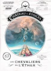 Le château des étoiles -2- Les Chevaliers de l'éther
