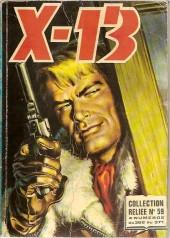 X-13 agent secret -Rec59- Collection reliée N°59 (du n°368 au n°371)
