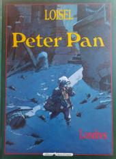 Peter Pan (Loisel) -1a92- Londres