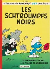 Les schtroumpfs -1b84- Les schtroumpfs noirs