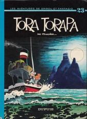 Spirou et Fantasio -23c82- Tora Torapa