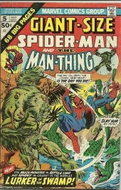 Giant-Size Spider-Man (1974) -5- Beware the Path of the Monster!