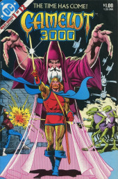 Camelot 3000 (1982) -1- The past and future king!