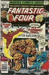 Fantastic Four (1961) -181- Side by side with... Annihilus??