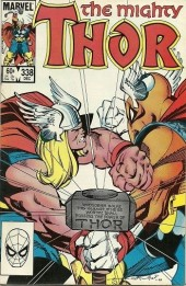 Thor (1966) -338- A fool and his hammer...